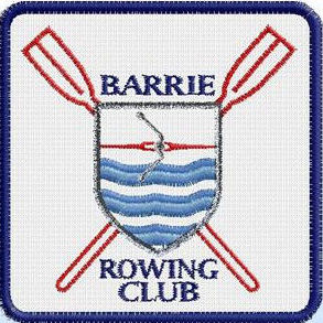 Barrie Rowing Club Crest
